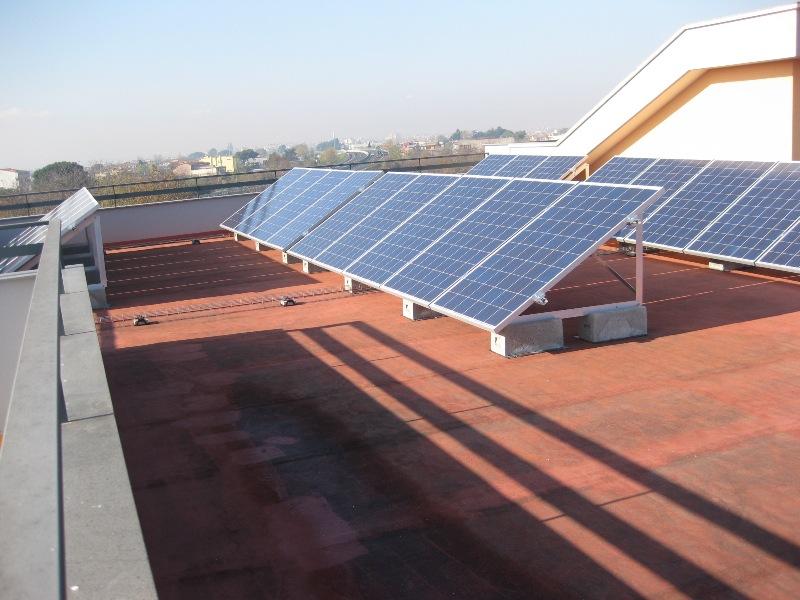 IMPIANTO N° 2 - Impianto Fotovoltaico da 5,0 kWp - con pannelli in silicio policristallino