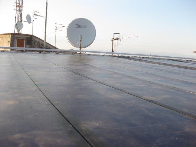 IMPIANTO N° 4 - Impianto Fotovoltaico da 3,0 kWp - sistema impermeabile con moduli fotovoltaici integrati