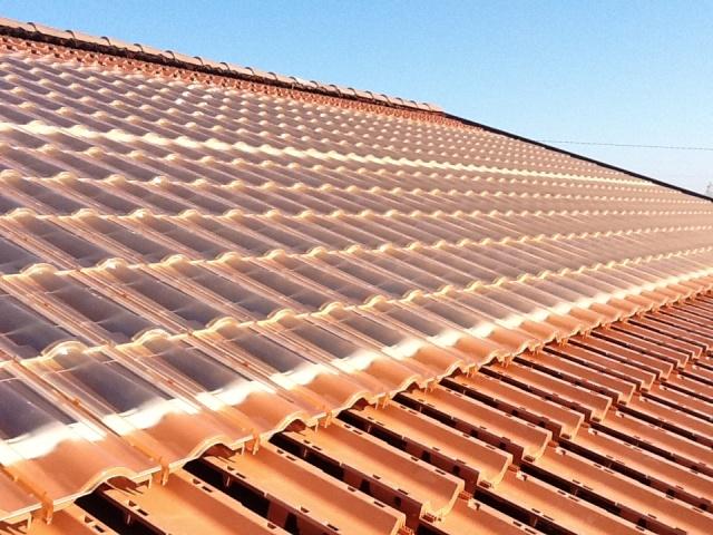 IMPIANTO N° 6 - Impianto fotovoltaico da 4,5 kWp - con tegole fotovoltaiche